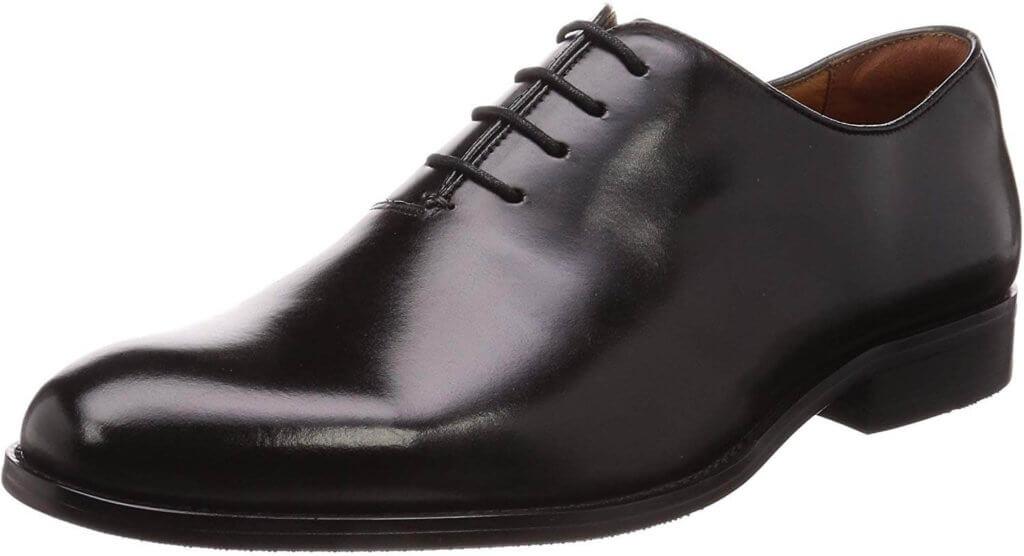 フォクスセンスの革靴